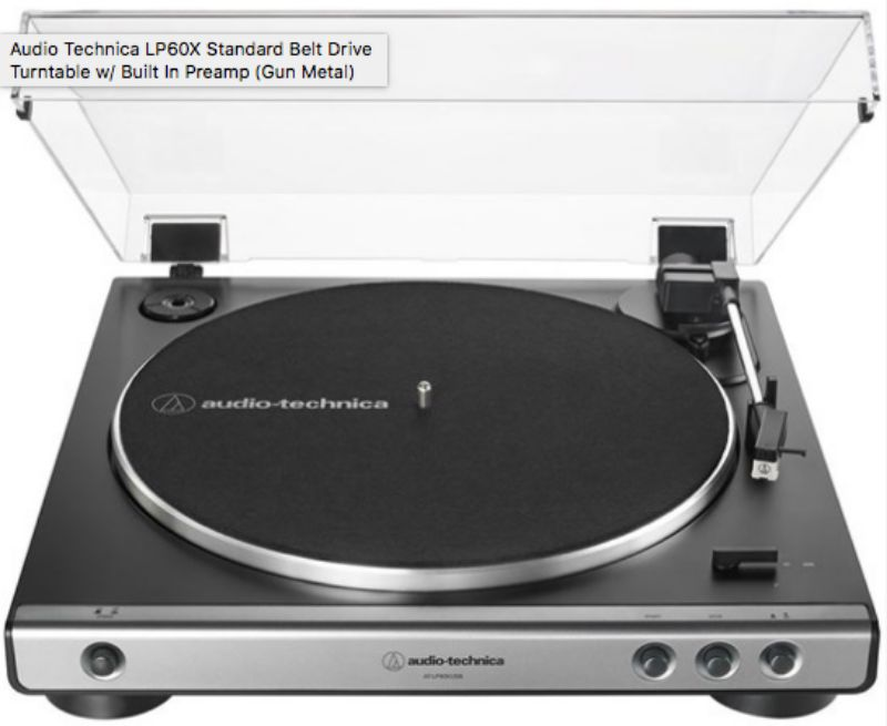 Audio Technica LP60X