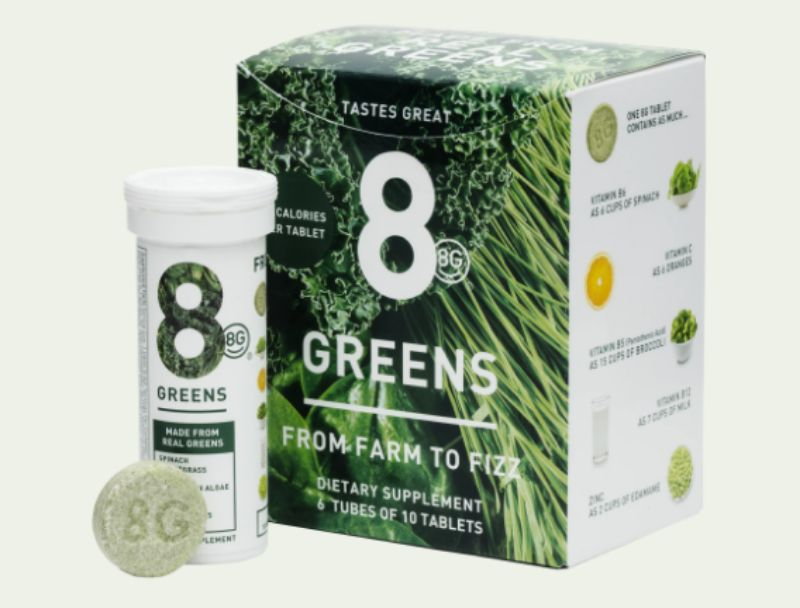 8Greens Tablets