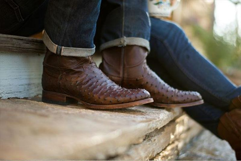 Tecovas Ostrich Boots Review