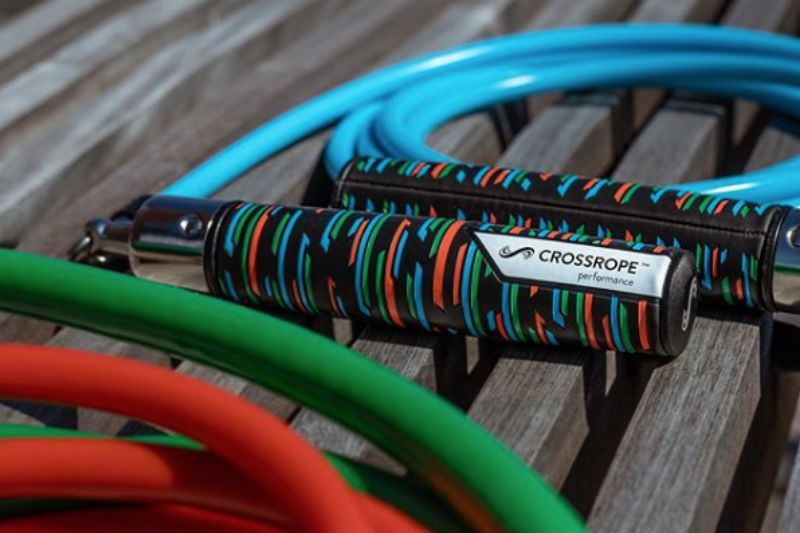 Crossrope with different ropes